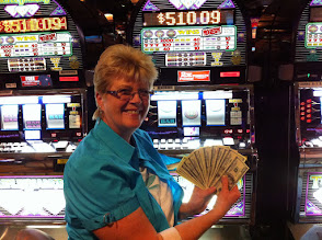 Photo: Congratulations to Liz on her $3,014 win last night!