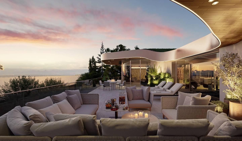 Hôtel particulier avec jardin Genève
