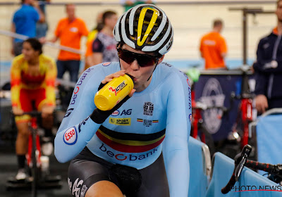 Belgische stoot net niet door in de scratch, Kopecky en Bossuyt vijfde in madison