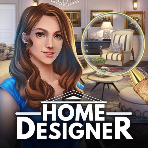 Home Designer - Free Dream House Hidden Object