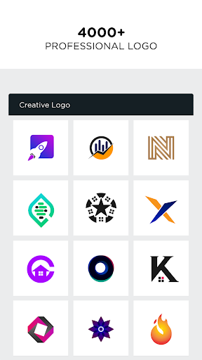 Logo Maker - Pro Logo Creator  screenshots 9