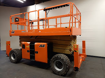 Picture of a JLG 430LRT