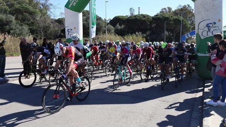 Ciclismo, la Clásica Montes de Jimena el 6 de Abril