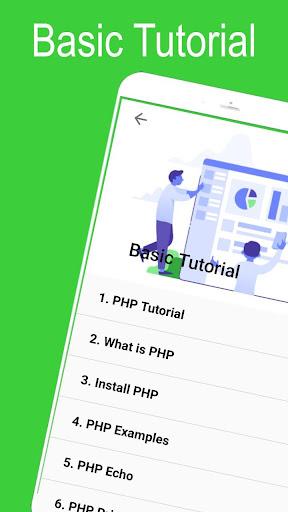 Learn PHP 2.1 screenshots 2