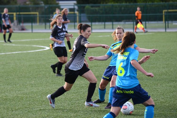 D'Alost à Mominoise : ces équipes féminines qui n'ont pas perdu le moindre point