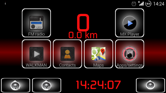 Frontend car launcher – If you use Android in car as a media