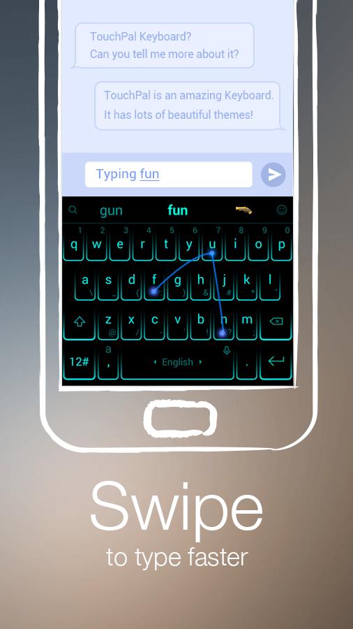TouchPal Keyboard - Cute Emoji screenshot #6
