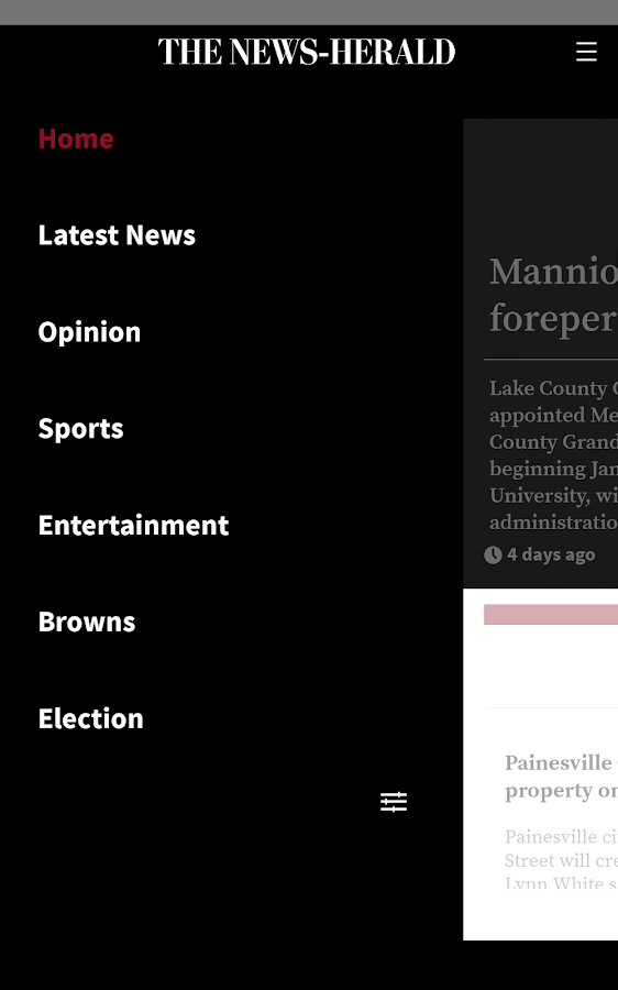 The News-Herald for Android- screenshot