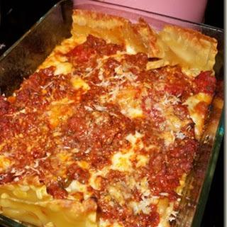 Amazing Lasagna!