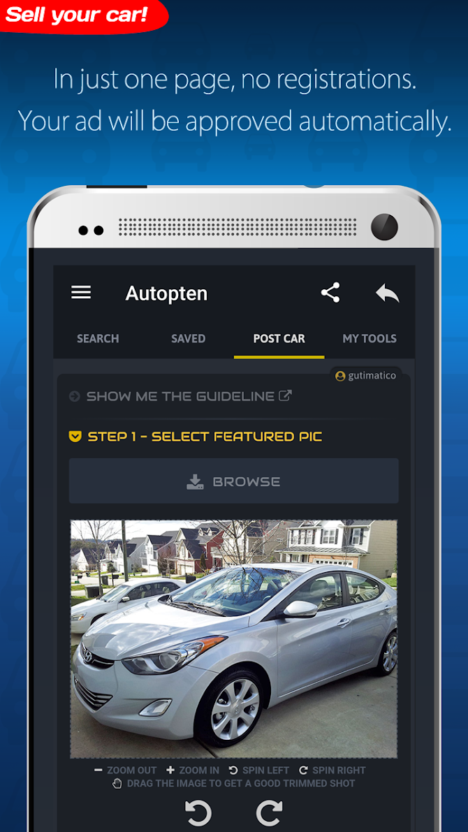 Cheap Cars For Sale - Autopten Android 1