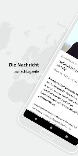 tagesschau - Aktuelle Nachrichten 3.0.0 screenshots 1