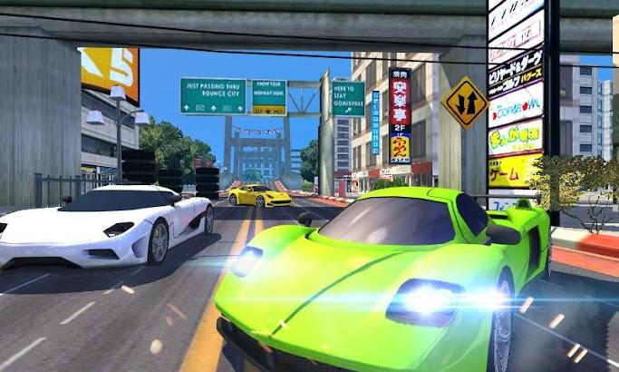 Turbo Car Driver Racing- screenshot thumbnail