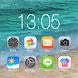 OS12ランチャーテーマを無料で - Androidアプリ