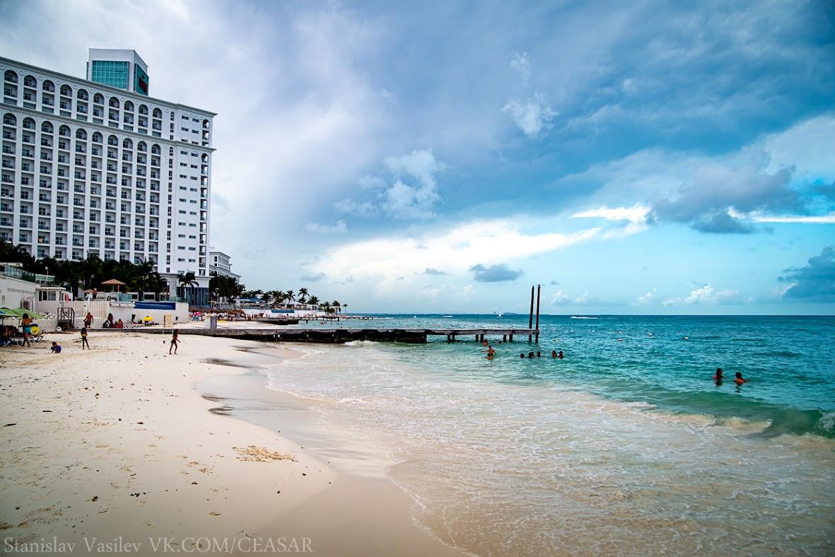 """Зона Хотельера"", Канкун"