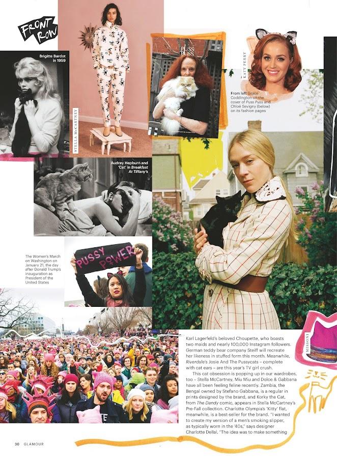 Glamour UK- screenshot
