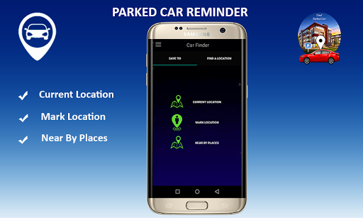 Find My Parked Car-Parked Car Reminder Free App Report on
