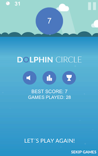 Dolphin Circle- screenshot thumbnail