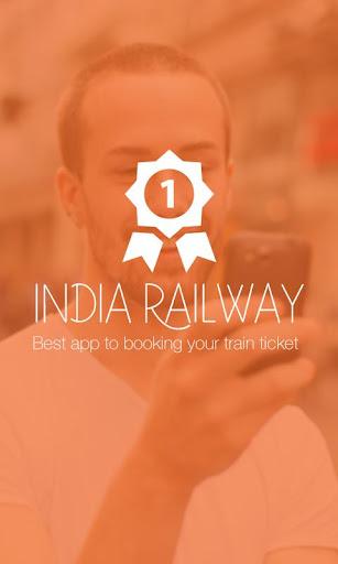 ... IndTrain - Indian Railway Train Status apk screenshot ...