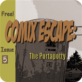 Comix Escape: The Portapotty