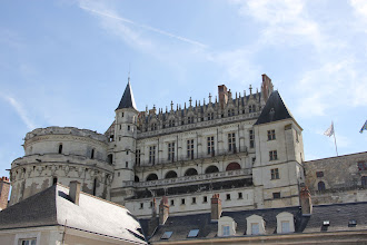 Photo: Back to Château d'Amboise to see it during the day