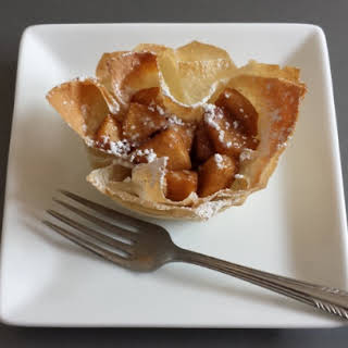 Mini Apple Tarts.