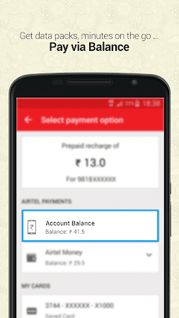 Mobile Recharge & Pay Bill 4.0.3 screenshot 371124