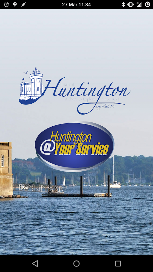Huntington@YourService- screenshot