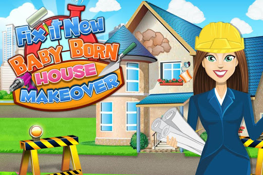 Fix It New Baby House Makeover