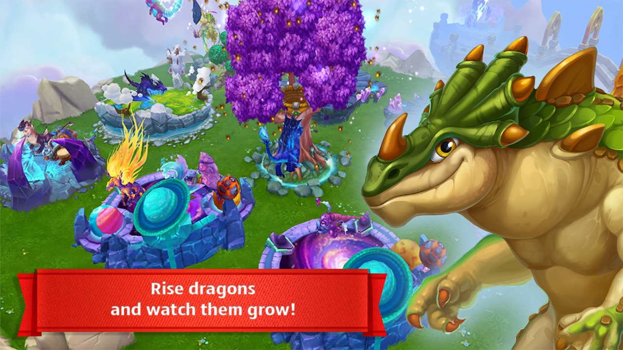 dragons world android apps on google play