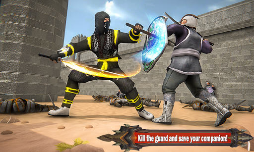 Superhero Ninja Arashi with Samurai Assassin Hero 2.0 screenshots hack proof 2