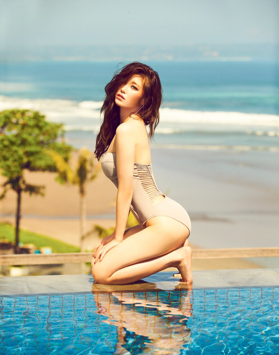 hyosung weight change 6