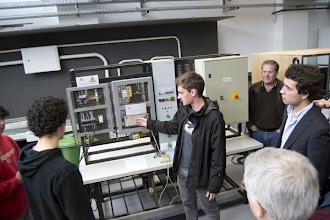Photo: Oficina de instalações elétricas