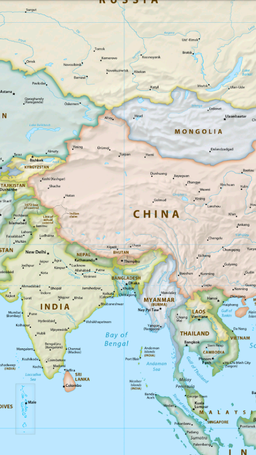 World Map Offline Political Android Apps On Google Play - World map photo for us