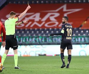 Mbaye Leye serre la vis au Standard de Liège : Mehdi Carcela écarté