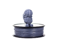 Grey MH Build Series ABS Filament - 2.85mm (1kg)
