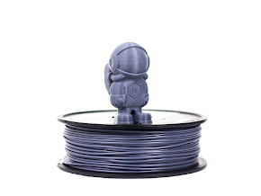 Grey MH Build Series ABS Filament - 3.00mm (1kg)