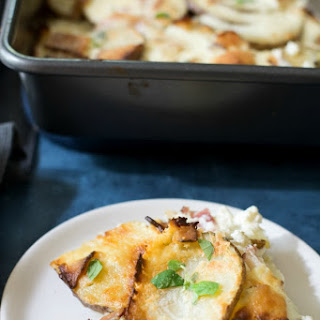 Scallop Potatoes With Heavy Cream Recipes