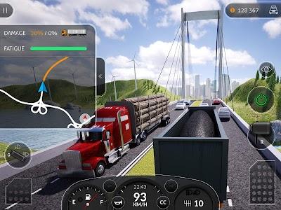 Truck Simulator PRO 2016 v1.5 (Mod Money)