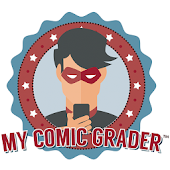 Comic Book Grader – Get values