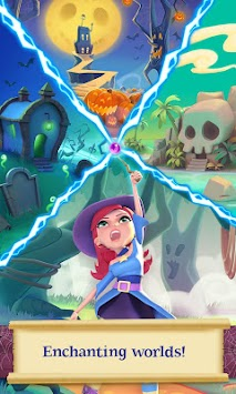 Bubble Witch 2 Saga APK screenshot thumbnail 3