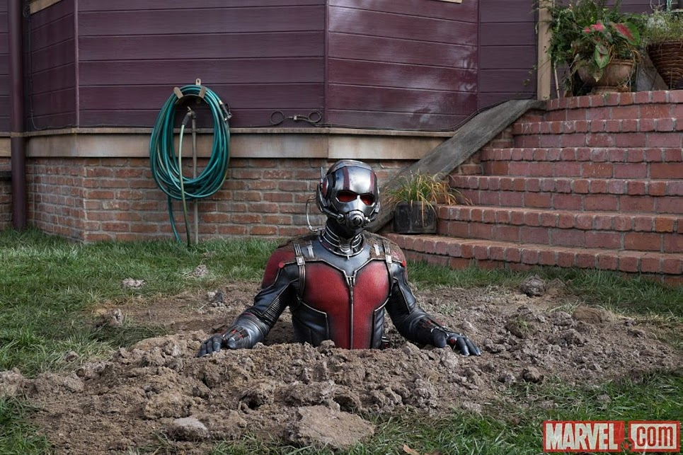 ant-man marvel ground