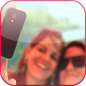 Selfie Shapes Photos Camera icon
