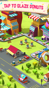 Donut Factory -Money Clicker & Delicious Adventure