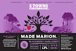 2 Towns Ciderhouse - Made Marion