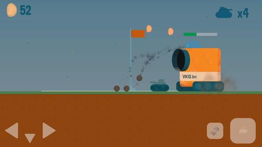 Potatoes Tank - Stars of Vikis android2mod screenshots 6