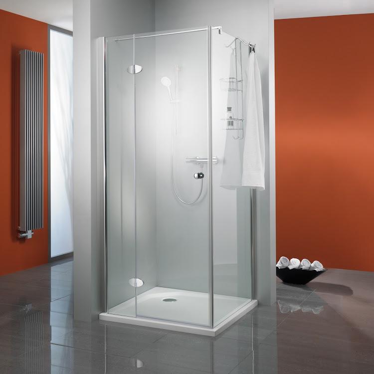 Cabines de douche  _04 Premium Classic Drehtür mit Seitenwand oder mit verkürzter Seitenwand