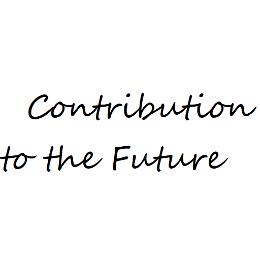 Contribution to the Future
