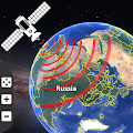Live Location Satellite View: Live Earth Map GPS APK