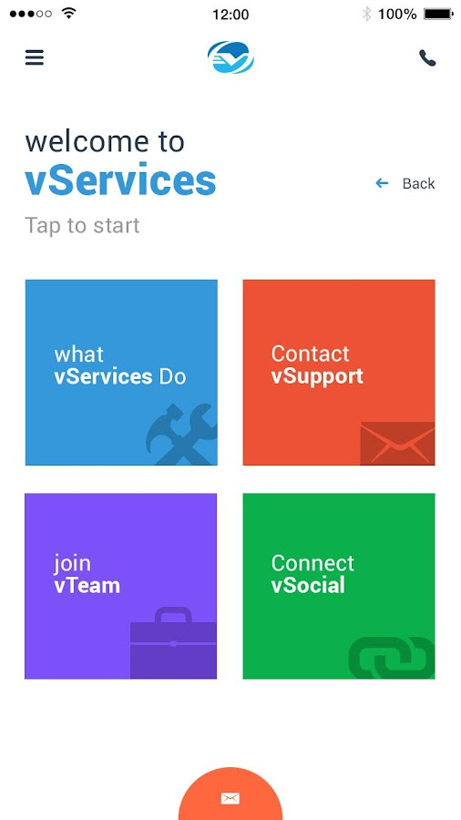vServices Ltd- screenshot