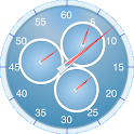 Analog Interval Stopwatch Pro icon
